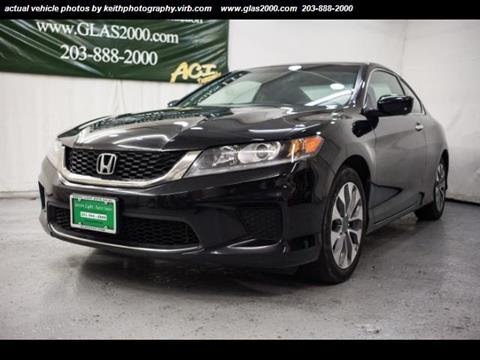 2013 Honda Accord for sale in Seymour, CT