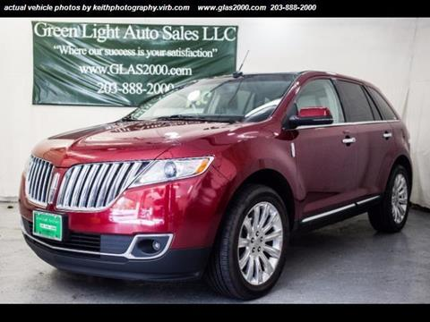 2013 Lincoln MKX for sale in Seymour, CT