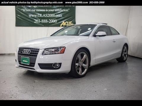2012 Audi A5 for sale in Seymour, CT