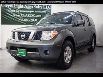 2007 Nissan Pathfinder for sale in Seymour, CT
