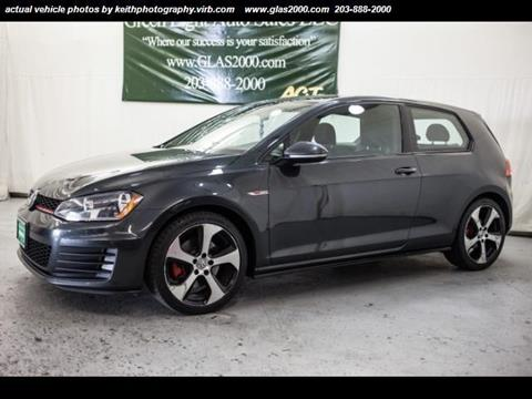 2015 Volkswagen Golf GTI for sale in Seymour, CT