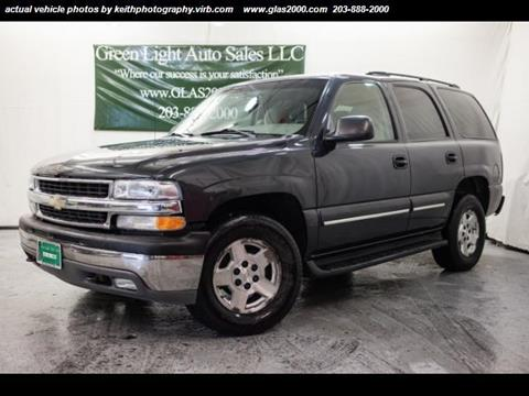 2004 Chevrolet Tahoe for sale in Seymour, CT