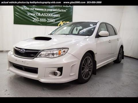 2013 Subaru Impreza for sale in Seymour, CT