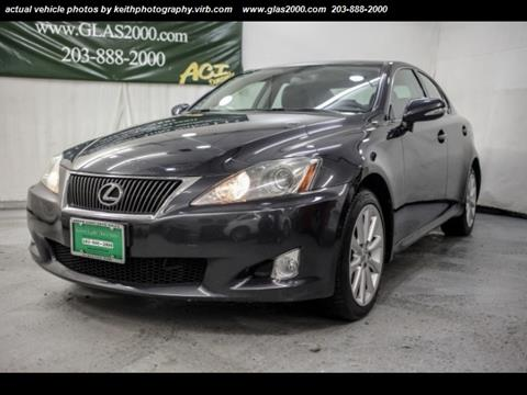 used lexus is 250 for sale in connecticut. Black Bedroom Furniture Sets. Home Design Ideas