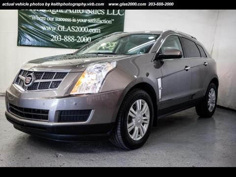 2012 Cadillac SRX for sale in Seymour, CT