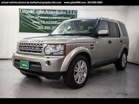 2010 Land Rover LR4 for sale in Seymour, CT