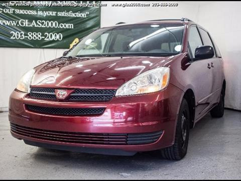 2005 Toyota Sienna for sale in Seymour, CT