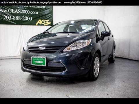 2011 Ford Fiesta for sale in Seymour, CT