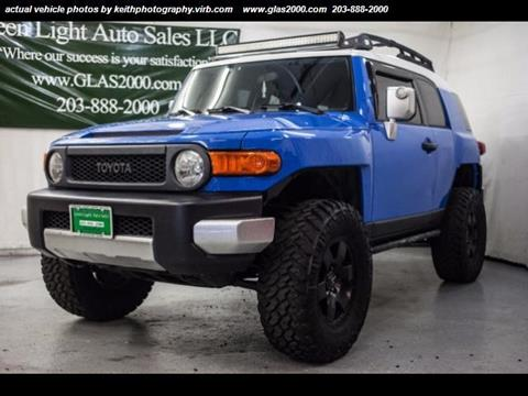 2007 Toyota FJ Cruiser for sale in Seymour, CT