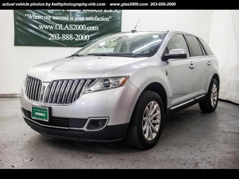 2011 Lincoln MKX for sale in Seymour, CT