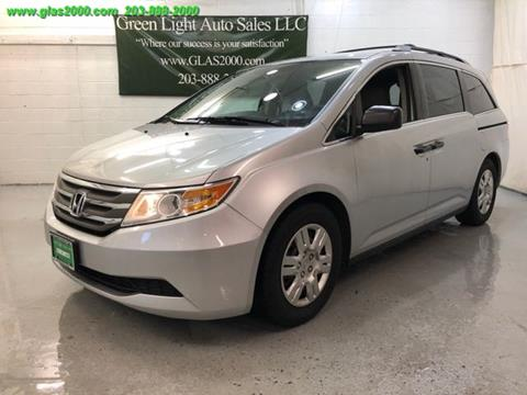 2011 Honda Odyssey for sale in Seymour, CT