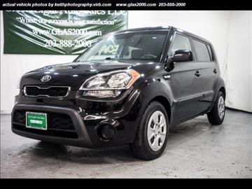 2013 Kia Soul for sale in Seymour, CT