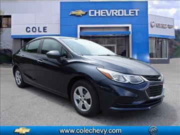 Chevrolet Cruze For Sale Bluefield VA Carsforsale