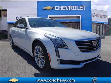 2017 Cadillac CT6 for sale in Bluefield, VA