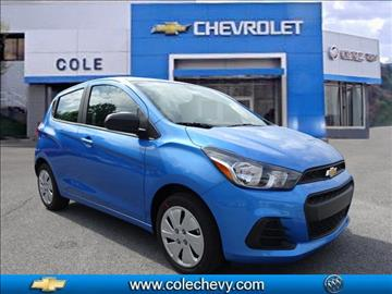 Chevrolet Spark For Sale Virginia Carsforsale