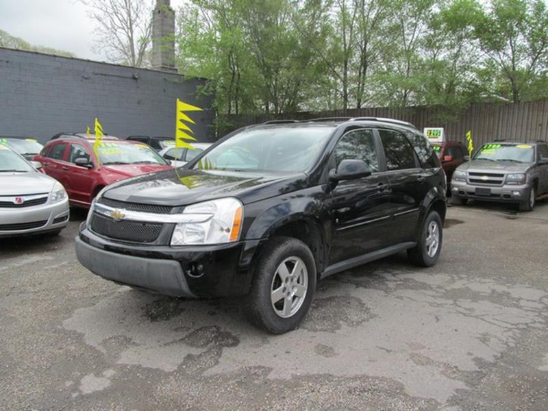 2006 chevrolet equinox for sale in detroit mi. Black Bedroom Furniture Sets. Home Design Ideas