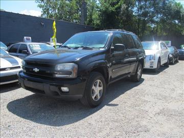 2004 Chevrolet TrailBlazer for sale in Detroit, MI