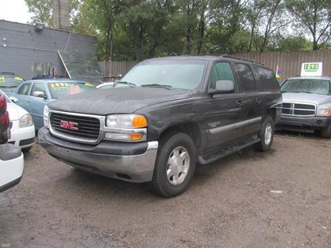 2005 GMC Yukon XL for sale in Detroit, MI