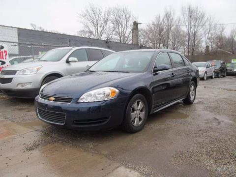 2009 Chevrolet Impala for sale in Detroit, MI