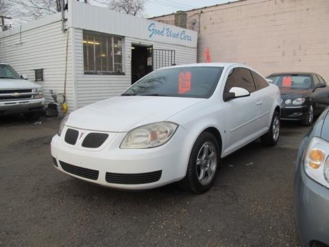 2007 Pontiac G5 for sale in Detroit, MI