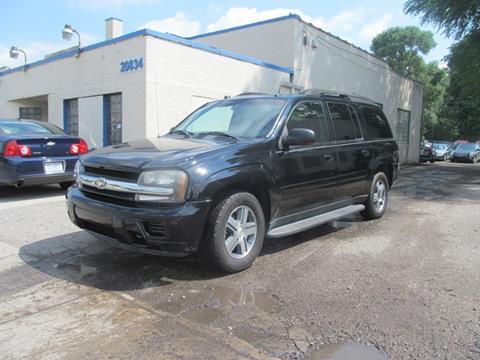 2005 Chevrolet TrailBlazer EXT for sale in Detroit, MI