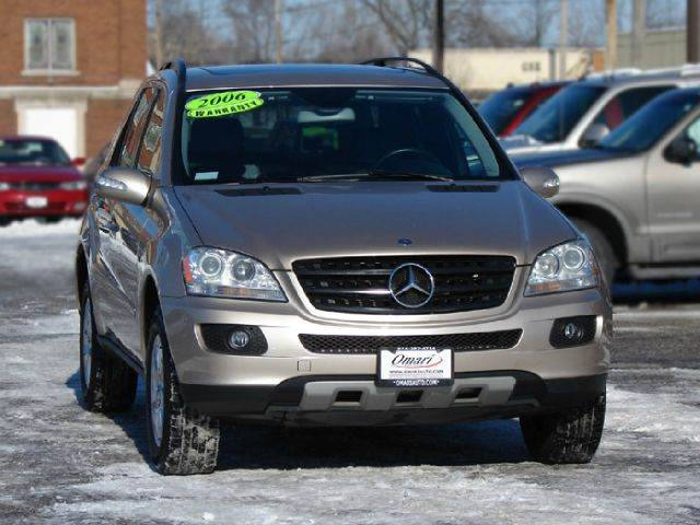 2006 mercedes benz m class ml350 awd 4matic 4dr suv in for Mercedes benz of bend