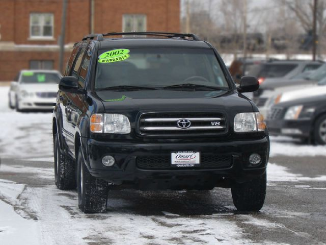 2002 toyota sequoia limited 4wd 4dr suv in south bend. Black Bedroom Furniture Sets. Home Design Ideas