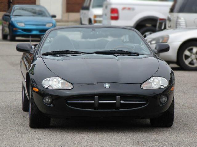 1999 Jaguar XK-Series