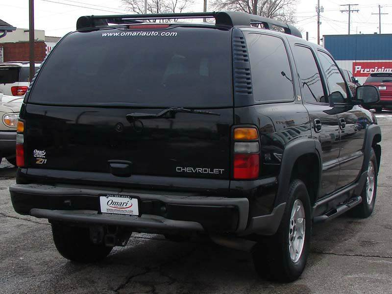 2004 chevrolet tahoe z71 4wd 4dr suv in south bend in. Black Bedroom Furniture Sets. Home Design Ideas