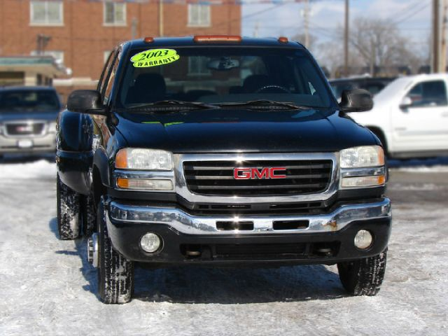 Used 2003 Gmc Sierra 3500 For Sale In Corbin Kentucky