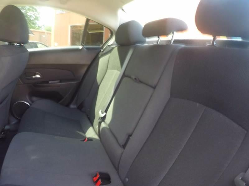 2011 Chevrolet Cruze LT 4dr Sedan w/1LT - Jacksonville FL
