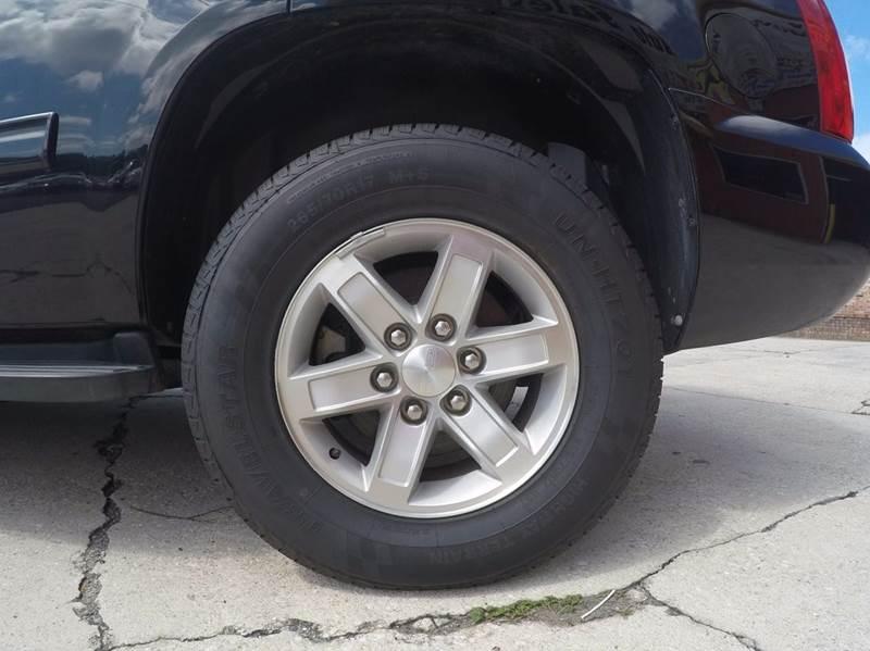 2011 GMC Yukon SLE 4x4 4dr SUV - Jacksonville FL