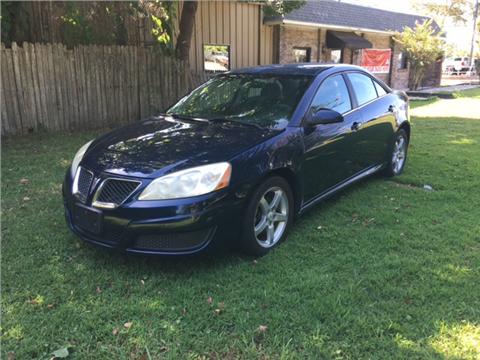 Pontiac G6 For Sale Jacksonville Fl
