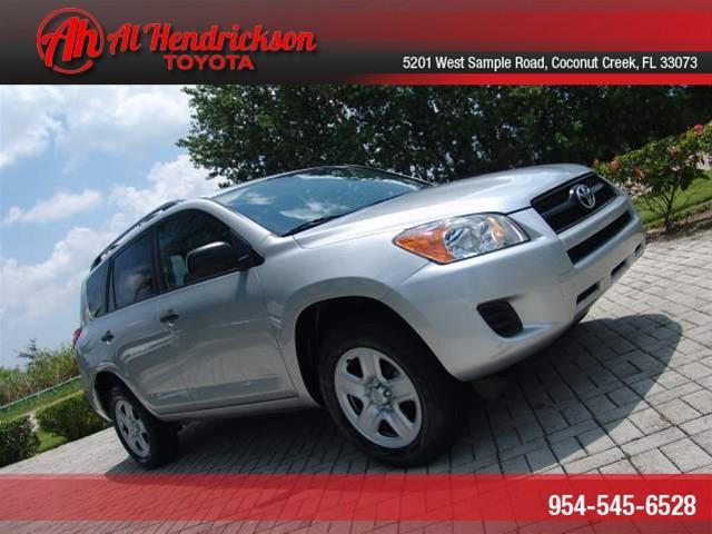 2012 Toyota RAV4 for sale in COCONUT CREEK FL