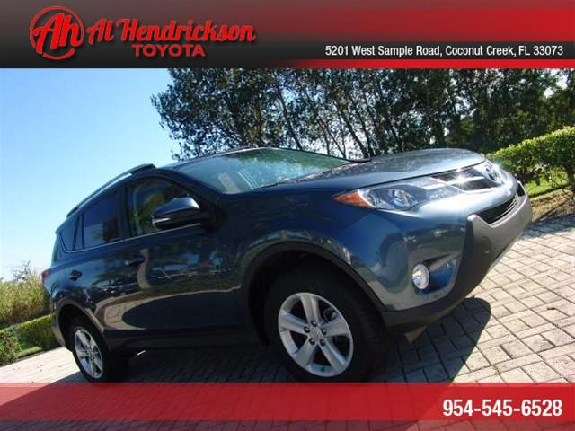 2013 Toyota RAV4 for sale in COCONUT CREEK FL