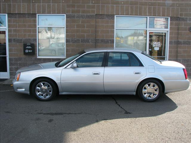 Used 2000 Cadillac Deville For Sale