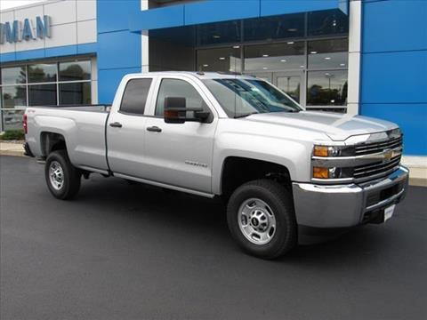 2018 Chevrolet Silverado 2500HD for sale in Cedarburg, WI