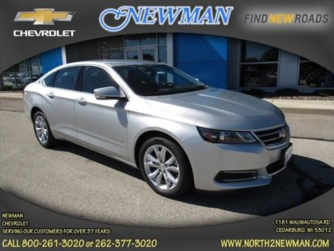 2017 Chevrolet Impala for sale in Cedarburg, WI