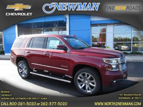 2018 Chevrolet Tahoe for sale in Cedarburg, WI