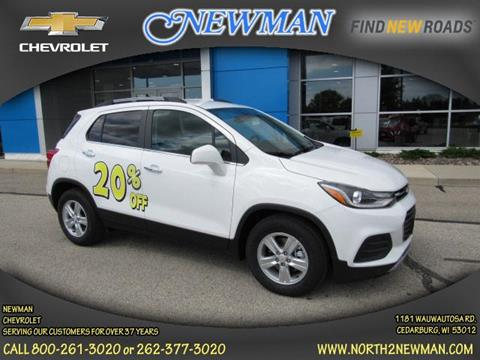 2017 Chevrolet Trax for sale in Cedarburg, WI