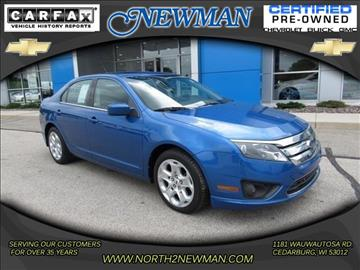 2011 Ford Fusion for sale in Cedarburg, WI