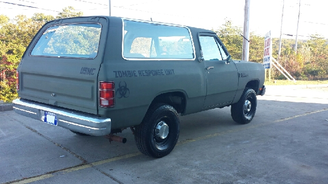 1986 Dodge RamCharger