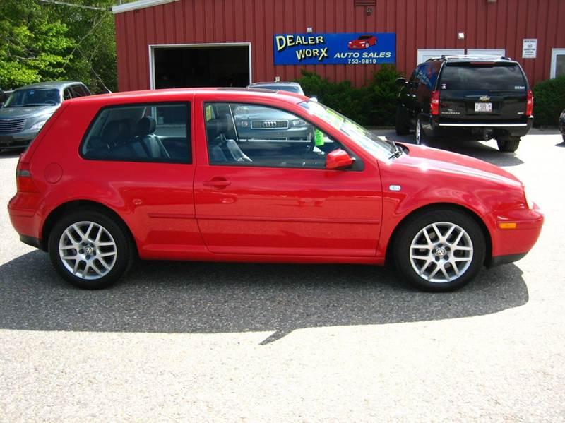 2003 Volkswagen Gti 2dr 1 8t Turbo Hatchback In Auburn Me