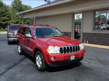 2005 Jeep Grand Cherokee for sale in Mogadore, OH