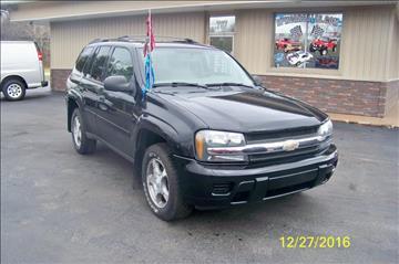 2008 Chevrolet TrailBlazer for sale in Mogadore, OH