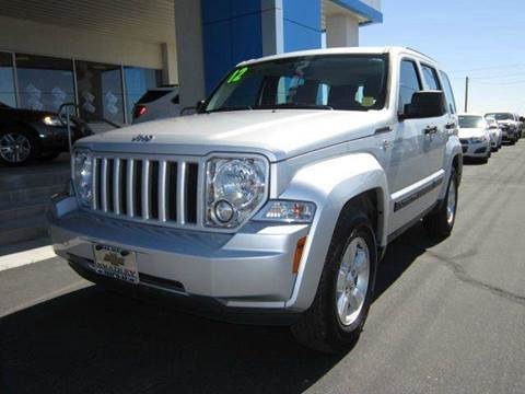 2012 Jeep Liberty for sale in Parker, AZ