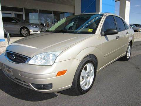 2007 Ford Focus for sale in Parker, AZ