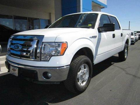 2012 Ford F-150 for sale in Parker AZ
