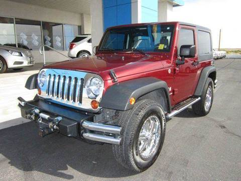 2007 Jeep Wrangler for sale in Parker AZ