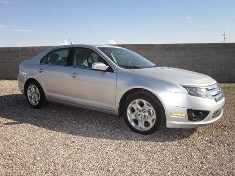 2011 Ford Fusion for sale in Parker, AZ